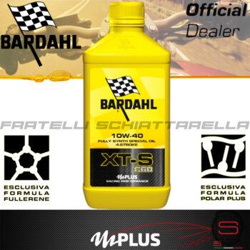 Olio Motore Moto Bardahl XTS C60 10w40 4T Polarplus Fullerene Mplus 10 Sintetico