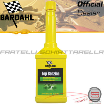 Additivo Carburante Top Benzina Bardhal Trattamento Pulisci Iniettori 250ML