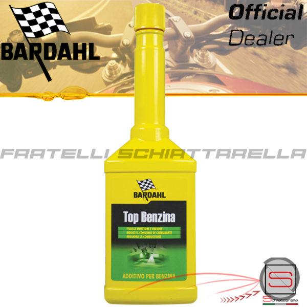 Additivo Carburante Top Benzina Bardhal Trattamento Pulisci Iniettori 250ML