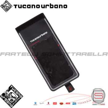 Bustina Impermeabile Touch Screen Porta Cellulare Tucano Urbano 468 468-N