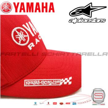 Cappellino Cappello Moto GP Berretto Originale Yamaha Factory Racing Alpinestars 761253 8021506221159