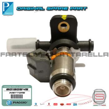 Iniettore Completo Originale Piaggio Liberty 4T Mp3 Yourban LT ERL X10 125 300 B0130545