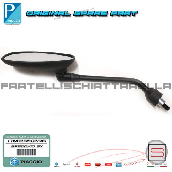 Specchio Specchietto Sinistro Piaggio Beverly 125 300 Sport Touring 350 Dal 2020 CM179907 CM294206