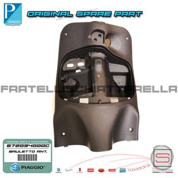 Bauletto Controscudo Anteriore Originale Piaggio Liberty 125 150 Lem 4T 3V 2013-14 672034000C 674637 6746375