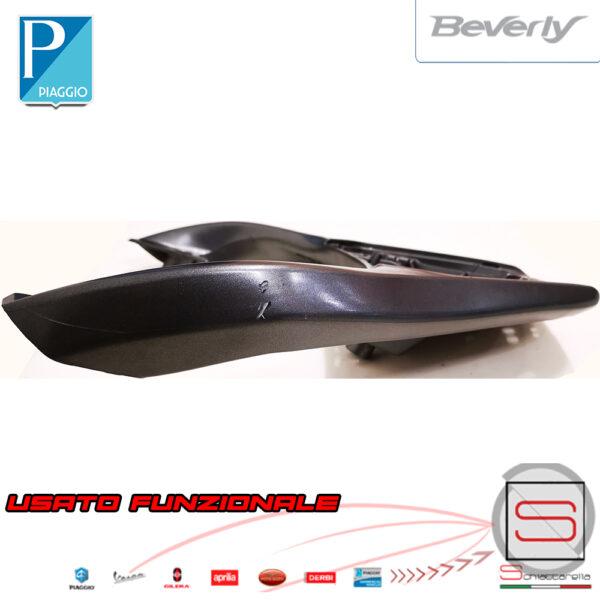 Maniglia Portapacchi Posteriore Originale Piaggio Beverly 125 300 350 Dal 2010 656801 65680100H3