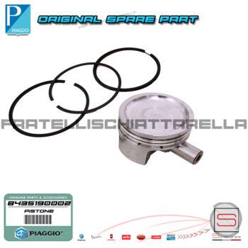 Pistone Cat. 2 Gruppo Termico Original Piaggio Beverly Mp3 Sportcity 250 Aprilia Sportcity 843517 841540 AP8580272 AP8577016 828822 Gruppo Termico 8435190002 8415390002 843228