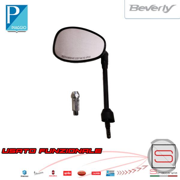 Specchio Specchietto Sinistro Piaggio Beverly 125 300 Sport Touring 350 CM179907 CM294206
