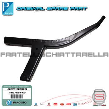 Telaietto Posteriore Supporto Parafango Originale Piaggio Beverly 4T 4V IE ABS 125 300 350657193 6571935 657193R5