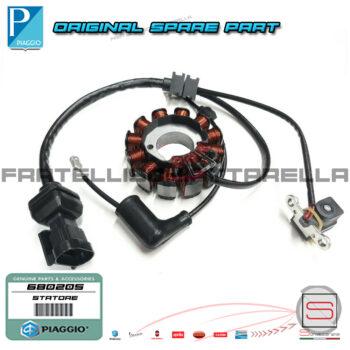 Statore Magnete Completo Originale Piaggio Liberty Iget Vespa Sprint LX 125 150 680205