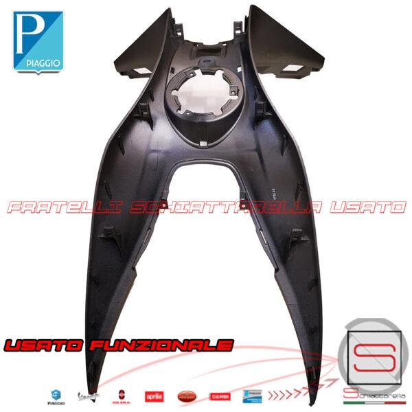 Tunnel Pedana Originale Piaggio Medley Sport 125 150 4T IE ABS 2016-2019 1B001687400HO 1B001687 2017 2018