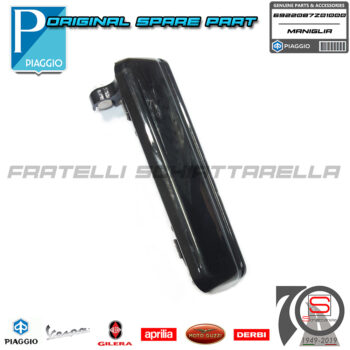 6922087Z01000 Maniglia Porta Anteriore Sinistra Originale Piaggio Porter - Quargo