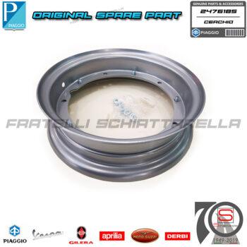 Cerchio Cerchione Originale Piaggio Cosa 1 e 2 125 150 200 cc 2476185 247618 Ruota Vespa