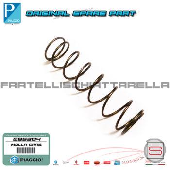 Molla Valvola Gas Carburatore SI 20 Originale Piaggio Vespa PX PXE Cosa 125 150 085304