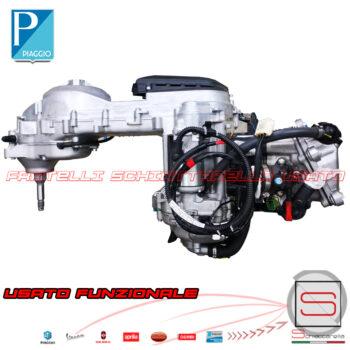 Motore Completo Originale Piaggio Beverly 300 IE ABS 4T 4V E4 2016-2020 2017 2018 2019 CM2781025 CM2781065