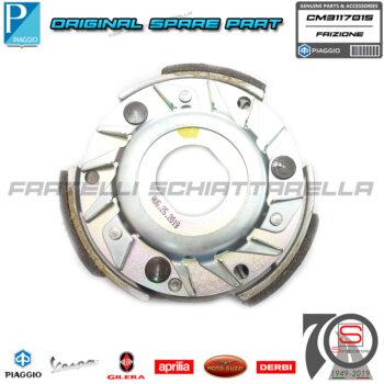 CM3117015 Girante Frizione Originale Piaggio Mp3 Beverly Carnaby X9 Vespa Gts Gtv 250 300
