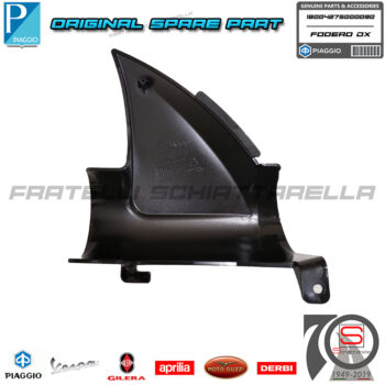 Fodero Forcella Destro Originale Piaggio Beverly IE ABS E4 ST 300 350 6650050090 1B00427500090 destra