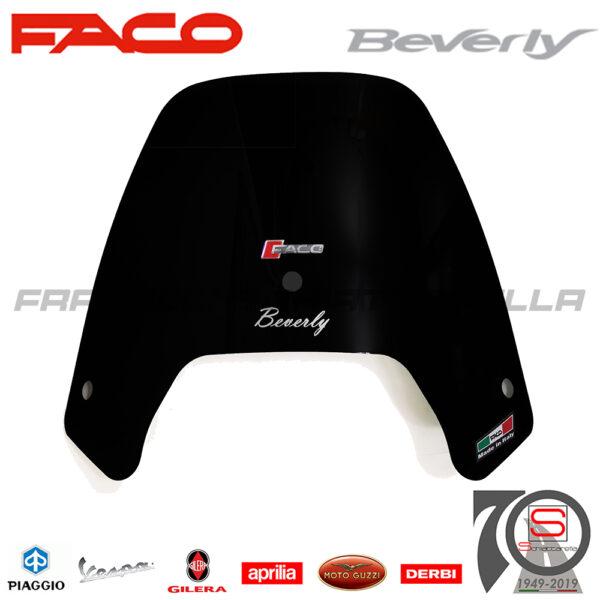 Cupolino Fumè Parabrezza Alto Faco Piaggio Beverly 300 dal 2010 28575