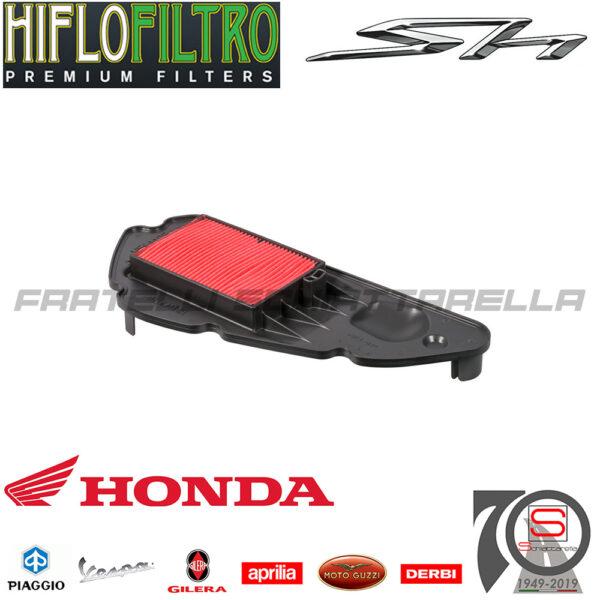 Filtro Aria Elemento Filtrante Depuratore Honda SH 125 150i HFA1125 17210-K77-V00 17210K77V00