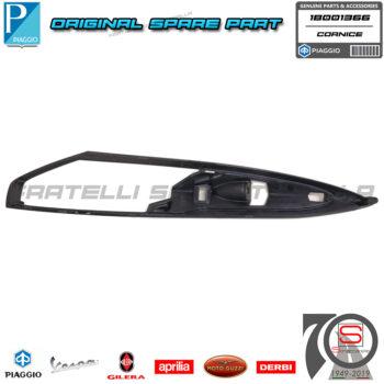 Cornice Sinistra Laterale Originale Piaggio Liberty Iget 4T 3V IE 50 125 150 1B001366