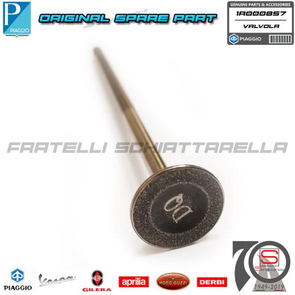 Valvola Scarico Originale Piaggio Medley 4T IE Abs Vespa Gts 125 150 1A000857