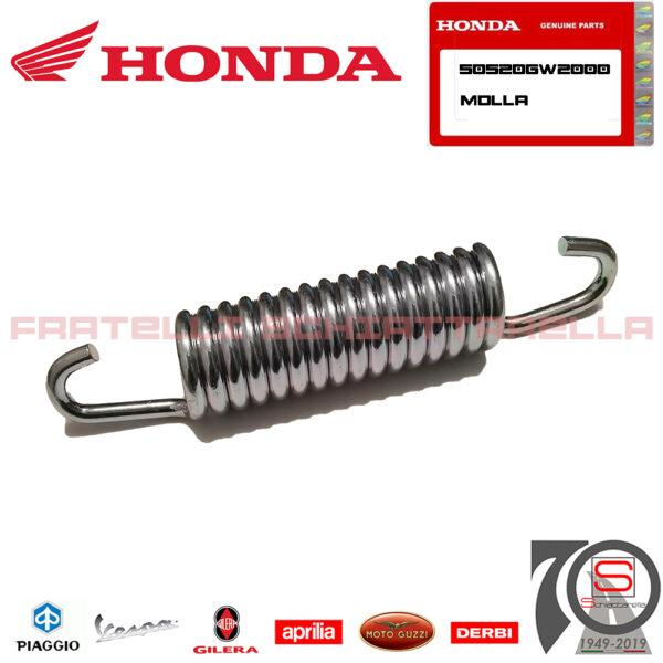 Molla Cavalletto Centrale Originale Honda 50520GW2000 50520-GW2-000 50520 GW2 000