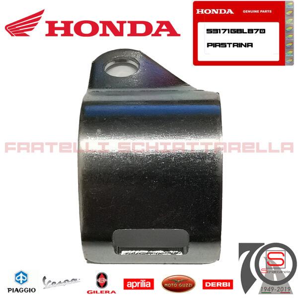 Piastrina Fascia Piastra Fissaggio Supporto Comando Freno Sinistro Originale Honda 53171gbl870 53171-gbl-870 53171 gbl 870