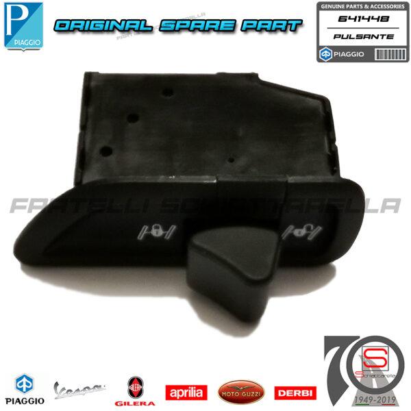 Pulsante Interruttore Blocco Sblocco Rollio Originale Piaggio MP3 LT ERL Sport 641448