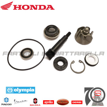 Kit Revisione Pompa Acqua Honda Sh 300 2007 2008 2010 2011 2012 2013 58558