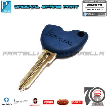 Sbozzato Chiave Originale Piaggio Vespa Gts Super LX Sprint Iget Sport Primavera 656873