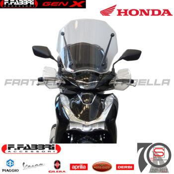 Cupolino Parabrezza Basso Lastra Fumè Summer Honda SH 125I-150I ABS 2020 3353LS
