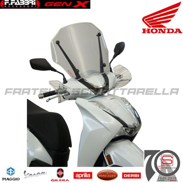 Cupolino Parabrezza Basso Lastra Fumè Honda SH 350 ABS 2021 Summer 3398LS