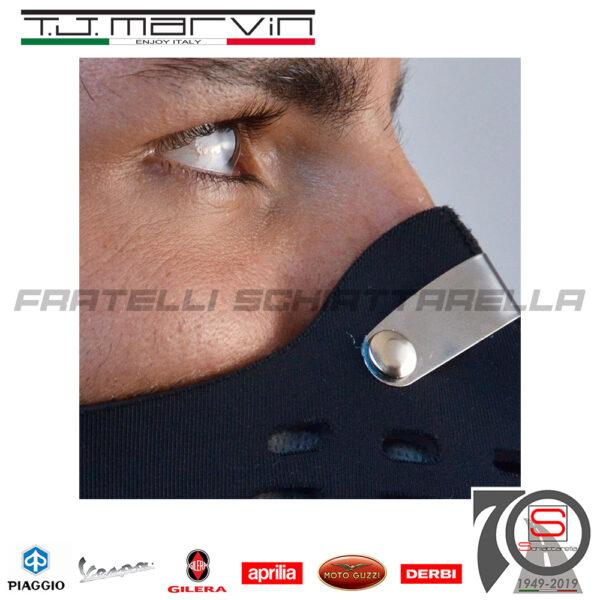 Maschera Antismog Neoprene Impermeabile T J Marvin A015-00