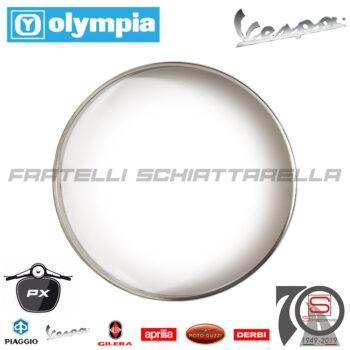 Ghiera Contachilometri Cromata Piaggio Vespa PX 125 150 200 Arcobaleno 62092