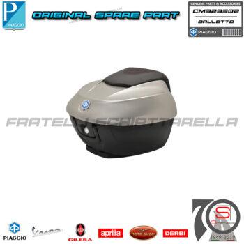 Kit Baule 36LT Grigio Lucido G04 Piaggio New Beverly 300 2021 CM323302