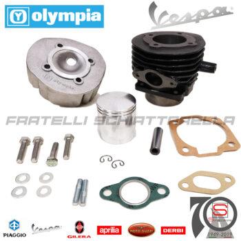 Kit Gruppo Termico Olympia Diam 47 Piaggio Vespa Pk Xl Special Ape Fl 50 56030