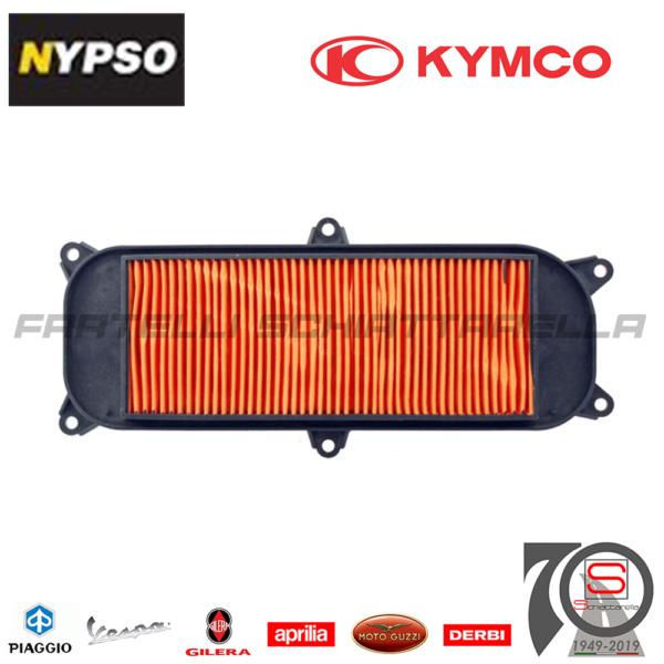 Nypso 100602431 Filtro Aria Elemento Filtrante Kymco People Lc S 250 300 Eq 00162380