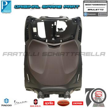 Bauletto Controscudo Anteriore Originale Piaggio New Beverly Hpe Abs E5 300 400 1B007008000Z1