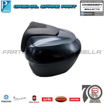 Kit Baule 36LT Nero Opaco N12 Piaggio New Beverly 300 2021 CM323304