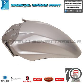 Parafango Anteriore Grigio 760B Originale Piaggio New Beverly Hpe 300 400 1B007037000H4