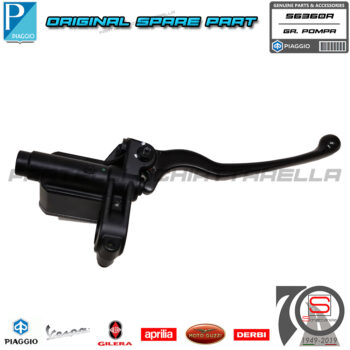 Pompa Freno Posteriore Original Piaggio Beverly Rst Tourer Sport 125 200 250 300 CM068504 CM076303 CM075403 CM065203 56360R CM065202 CM070705