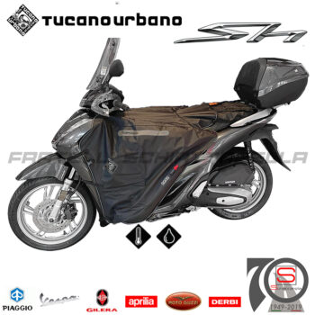 Coprigambe Termoscud Coperta Tucano Urbano Honda SH 125150 2020 Mod. R212-x R212 x R212x