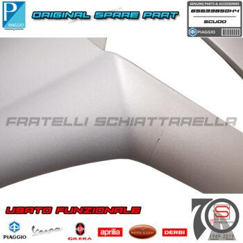Scudo Anteriore Grigio 760B Original Piaggio Beverly Sport 125 300 350 Dal 2010 65633850H4