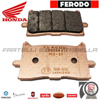 Pastiglie Pasticche Freno Anteriore Sinterizzate Honda X-ADV 750 Africa Twin R1867900 06455MJPG51 FDB2294ST