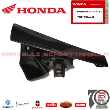 Portello Nero Ispezione Originale Honda 64350KORVOOZJ 64350-KOR-VOOZJ